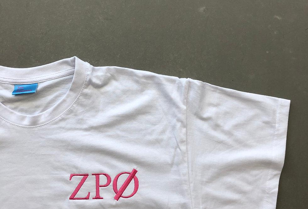 ZPØ - ZPØ S19 T-Shirt Pink