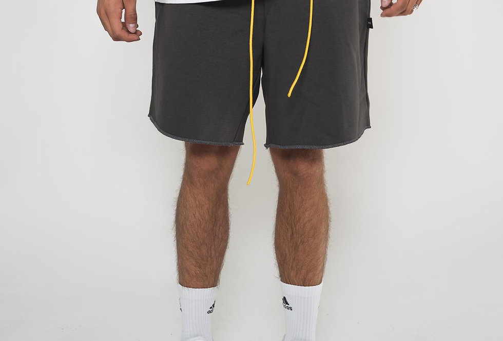 IVOQUÉ - Ivoqué Shorts Grey / Yellow