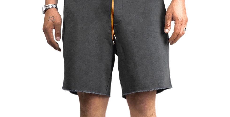 IVOQUÉ - Shorts Grey / Orange