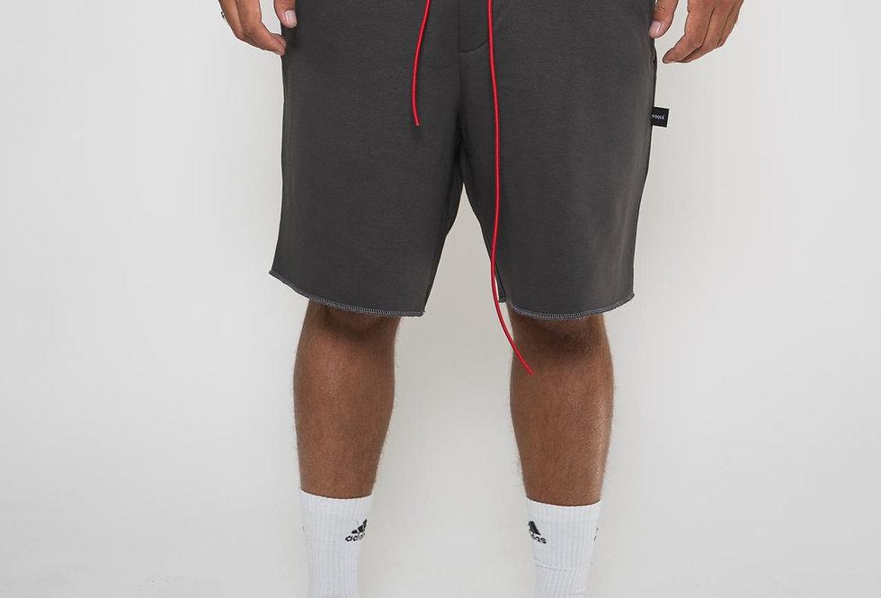 IVOQUÉ - Ivoqué Shorts Grey / Red