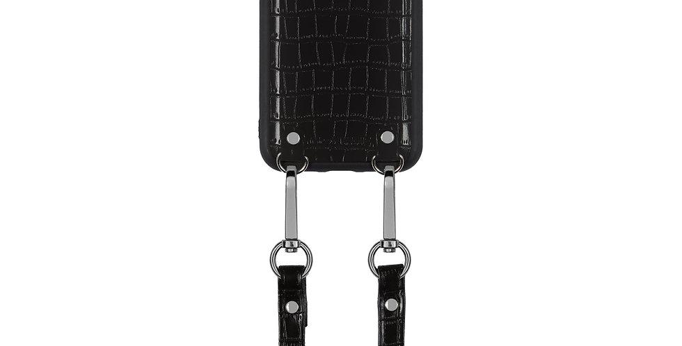 MONAME - iPhone 7/8/SE Handykette Croco