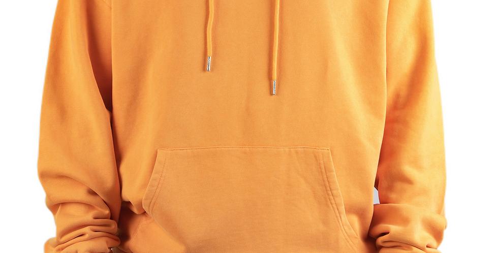 IVOQUÉ - Hoodie Orange Washed Social