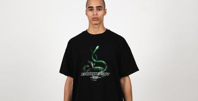 BOMBER CLOTHING - Mamba T-Shirt Black