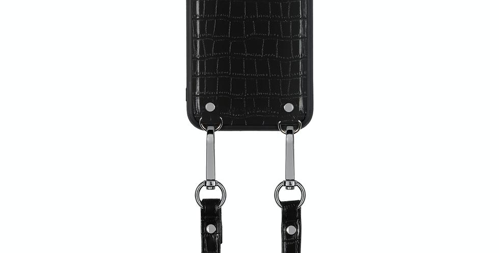 MONAME - iPhone 11 Handykette Croco