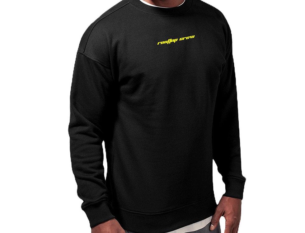 ROOFTOP - Crew Oversize Sweater