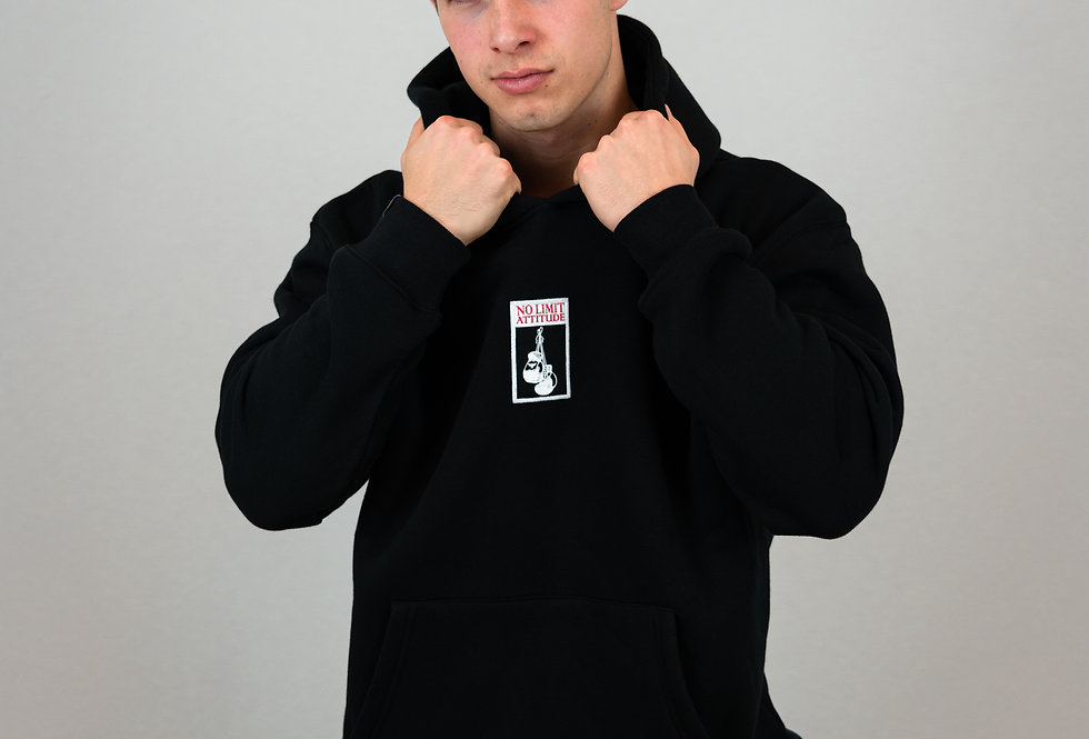 NO LIMIT ATTITUDE - Boxing Hoodie