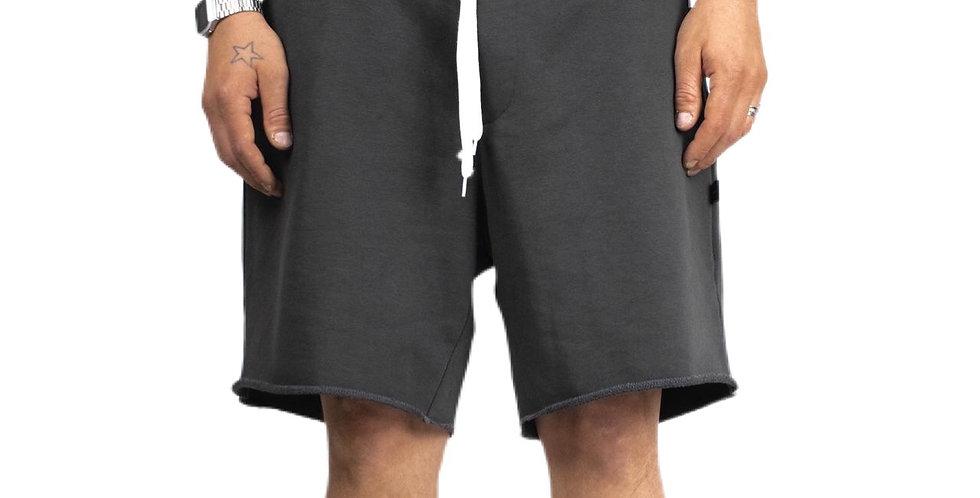 IVOQUÉ - Shorts Grey / White