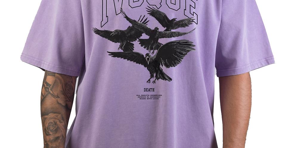 IVOQUÉ - Tee Washed Purple Death