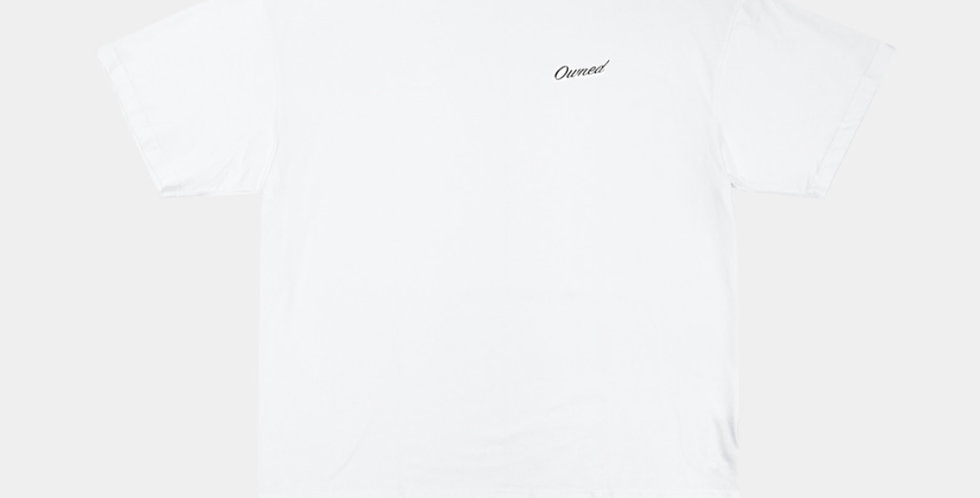 OWNED - Signature Tee White