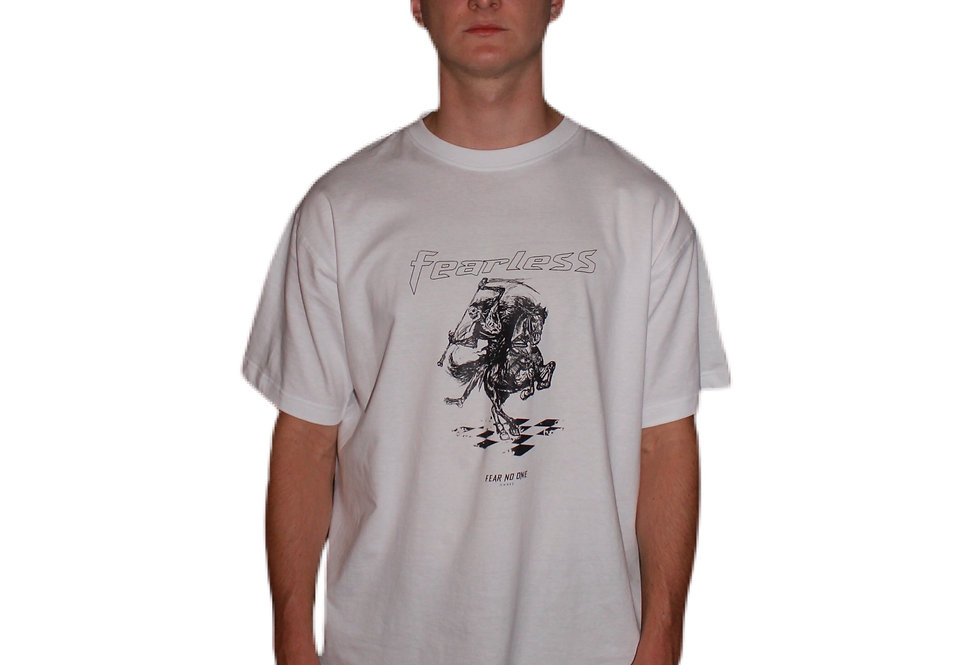 OWNED - Reaper Tee White