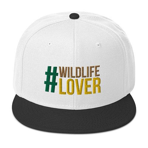 Wildlife Lover Snapback Cap