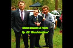 Grimm Wedding guests