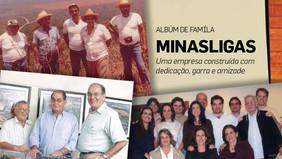 ÁLBUM DE FAMÍLIA - MINASLIGAS