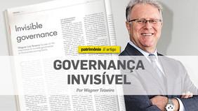 GOVERNANÇA INVISÍVEL