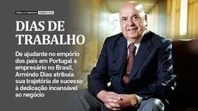 DIAS DE TRABALHO