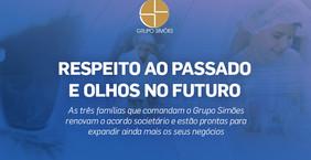 RESPEITO AO PASSADO E OLHOS NO FUTURO