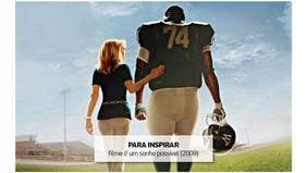 PARA INSPIRAR // filme // um sonho possível (2009)