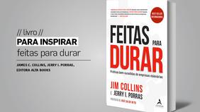 PARA INSPIRAR // livro // feitas para durar