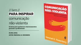 PARA INSPIRAR // livro //  comunicação não-violenta