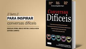 PARA INSPIRAR // livro // conversas difíceis