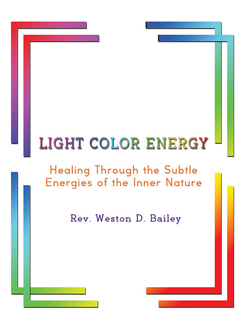 Light Color Energy booklet