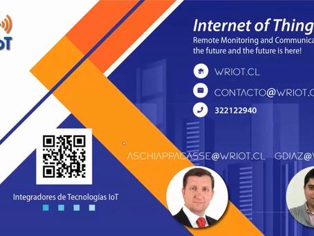 Webinar Facultad de Ingeniería sobre tecnologías de IOT y RFID aplicadas en el Supply Chain