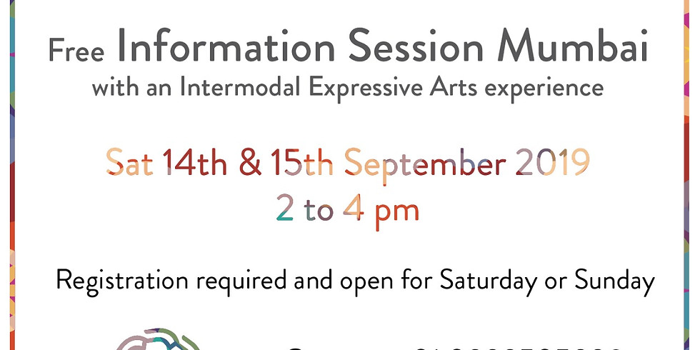 Information Session Certificate Course