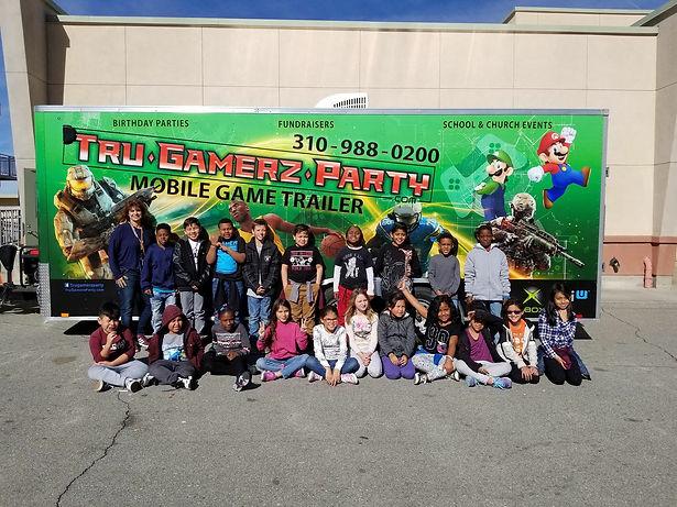 Columia Elementary's Perfect Attendance Winners!