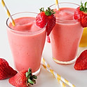 D3. Strawberry Smoothie