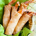 A3. Fried Shrimp Rolls
