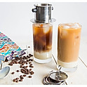 D5. Iced Coffee with Condensed Milk