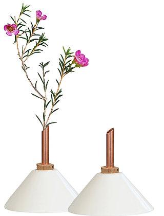 SCANDINAVIAFORM  vase, white