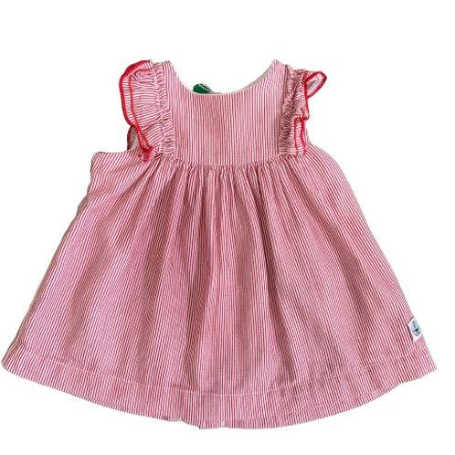Vestido Petit Bateau T.3M