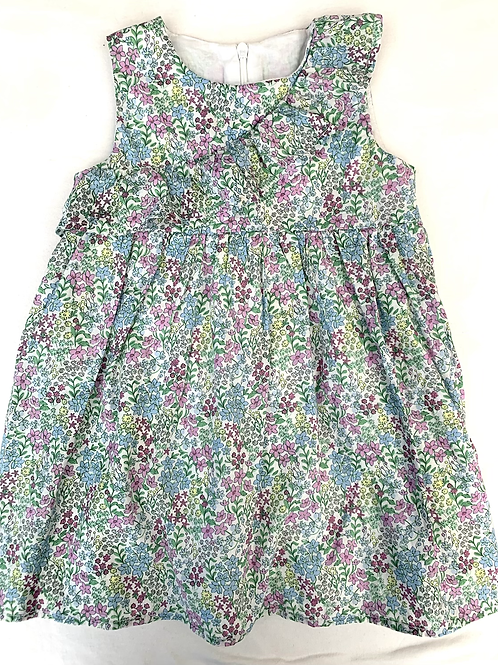 Vestido flores Charanga T.2-3A