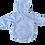 Thumbnail: Cortavientos Benetton Baby T.3-6M