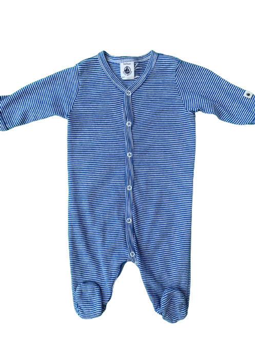 Pijama Petit Bateau T.1M
