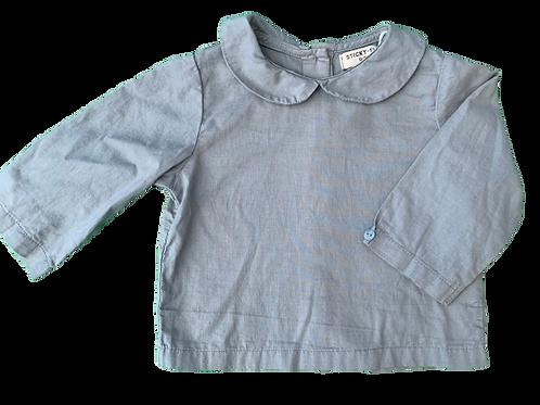 Blusa Sticky-Fudge T.0-3M