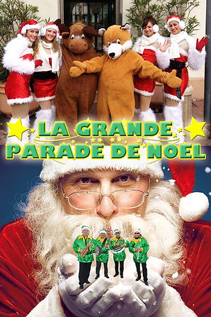 MASCOTTES PELUCHES PERE NOEL MUSICIENS