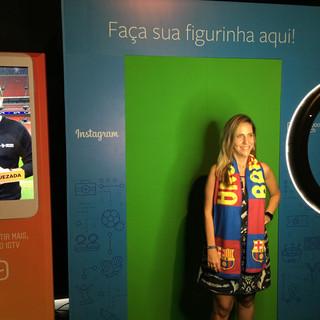 Partner activation at UEFA Global Fan Event Rio