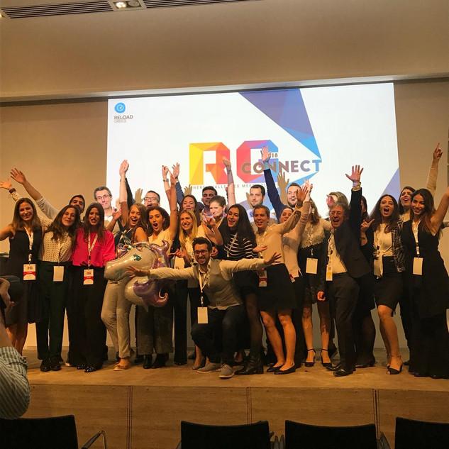 Team,staff and volunteers RGConnect18
