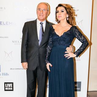 Alexandra Pascalidou & Alexandros Kostalas, Event Hosts