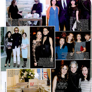 Harper's Bazaar China, April 2012