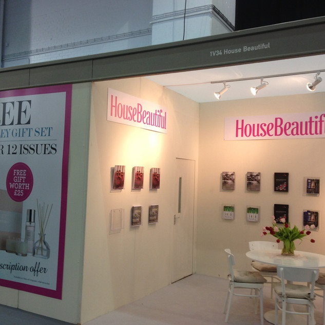 House Beautiful Stand