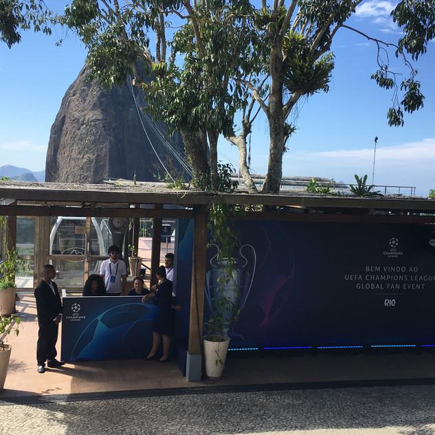 UEFA Global Fan Event Rio