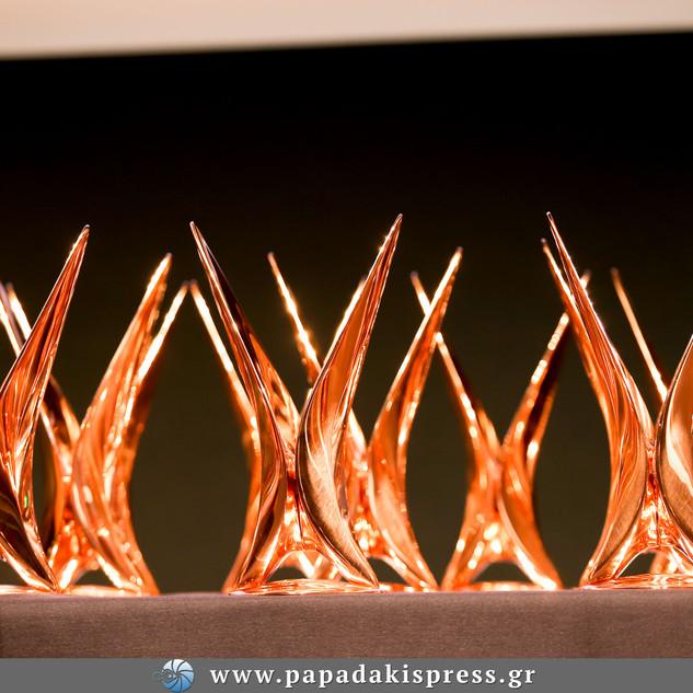 Awards Trophies, Greek International Women Awards (GIWA)