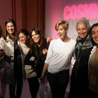 Women's panel and team