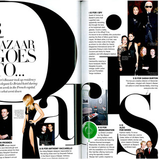 Harper's Bazaar UK, May 2012