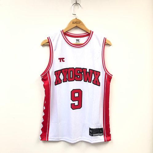 籃球衫 Basketball Jersey   東網 Model Hunter YouTube 新人 Yoyo 籃球球衣 (TC00090)