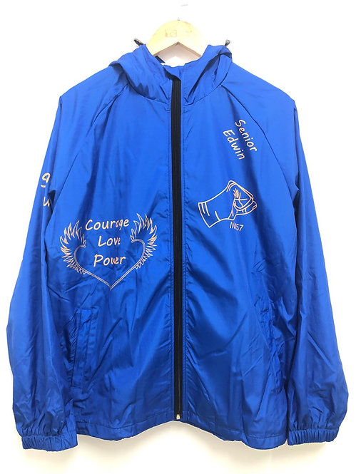 連帽風褸 Windbreaker | IN157 人生成長課程慈善服務團隊服 InVision Group IN157's Teamwear (TC00102)