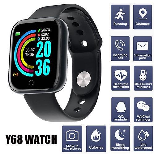 Smart Watch (Unisex) | Y68